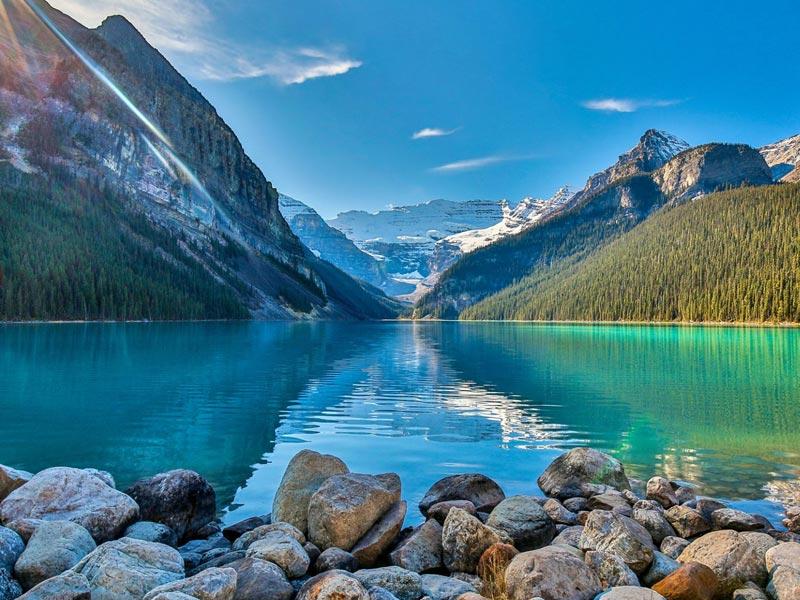 la traversée du canada